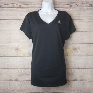 Adidas, Sport  Women's  T-shirt,  Size XL.